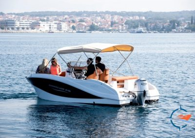 Okiboats Barracuda 545 -8